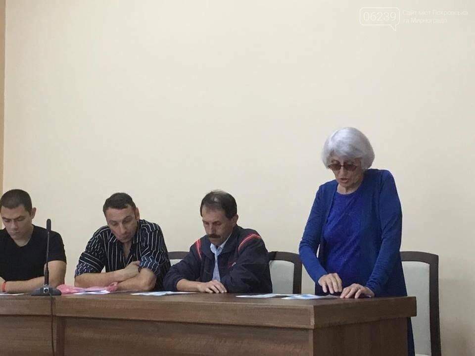 В Покровске продолжаются бурные обсуждения вариантов нового герба и флага , фото-3