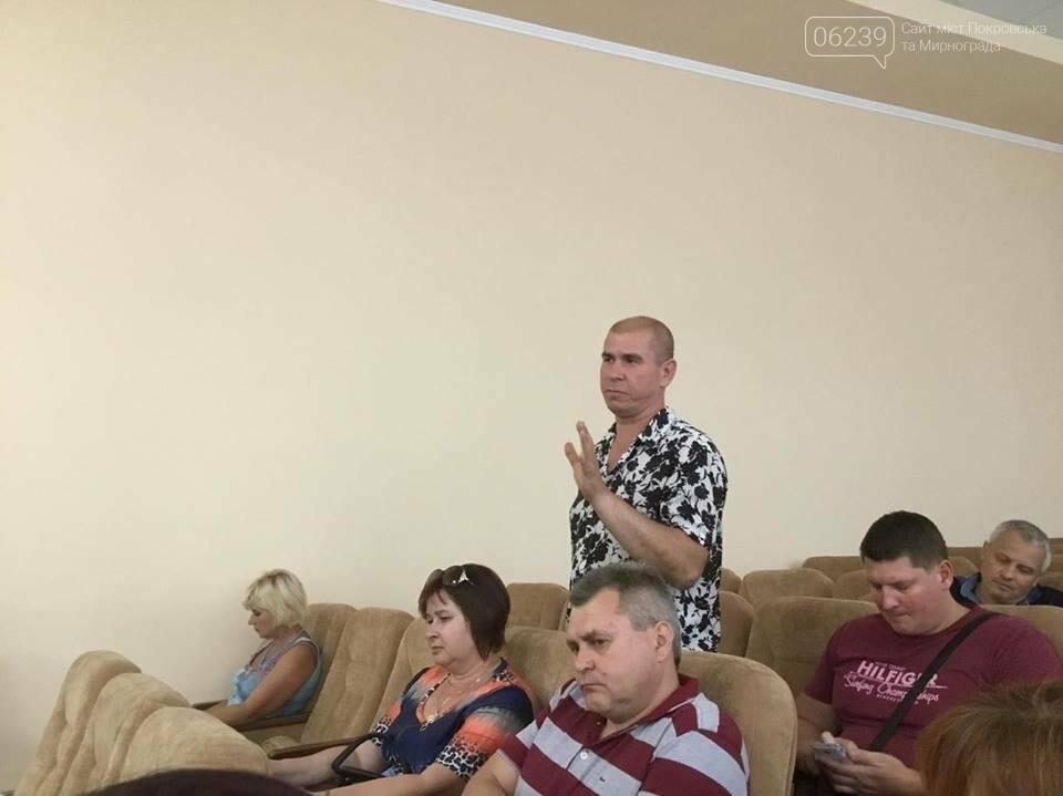 В Покровске продолжаются бурные обсуждения вариантов нового герба и флага , фото-4