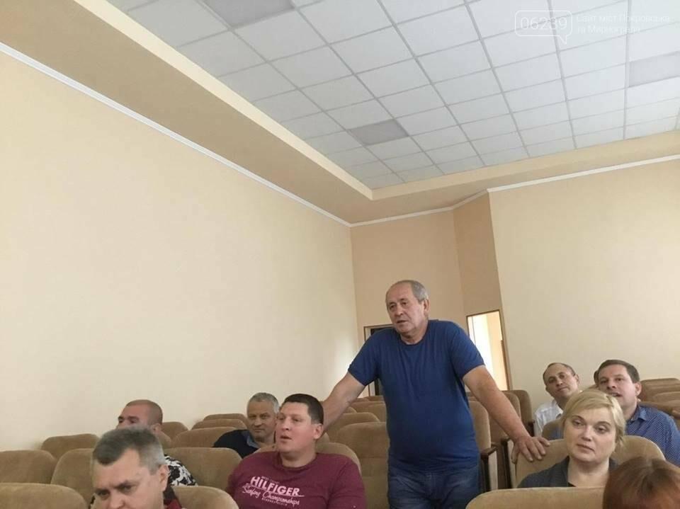 В Покровске продолжаются бурные обсуждения вариантов нового герба и флага , фото-9