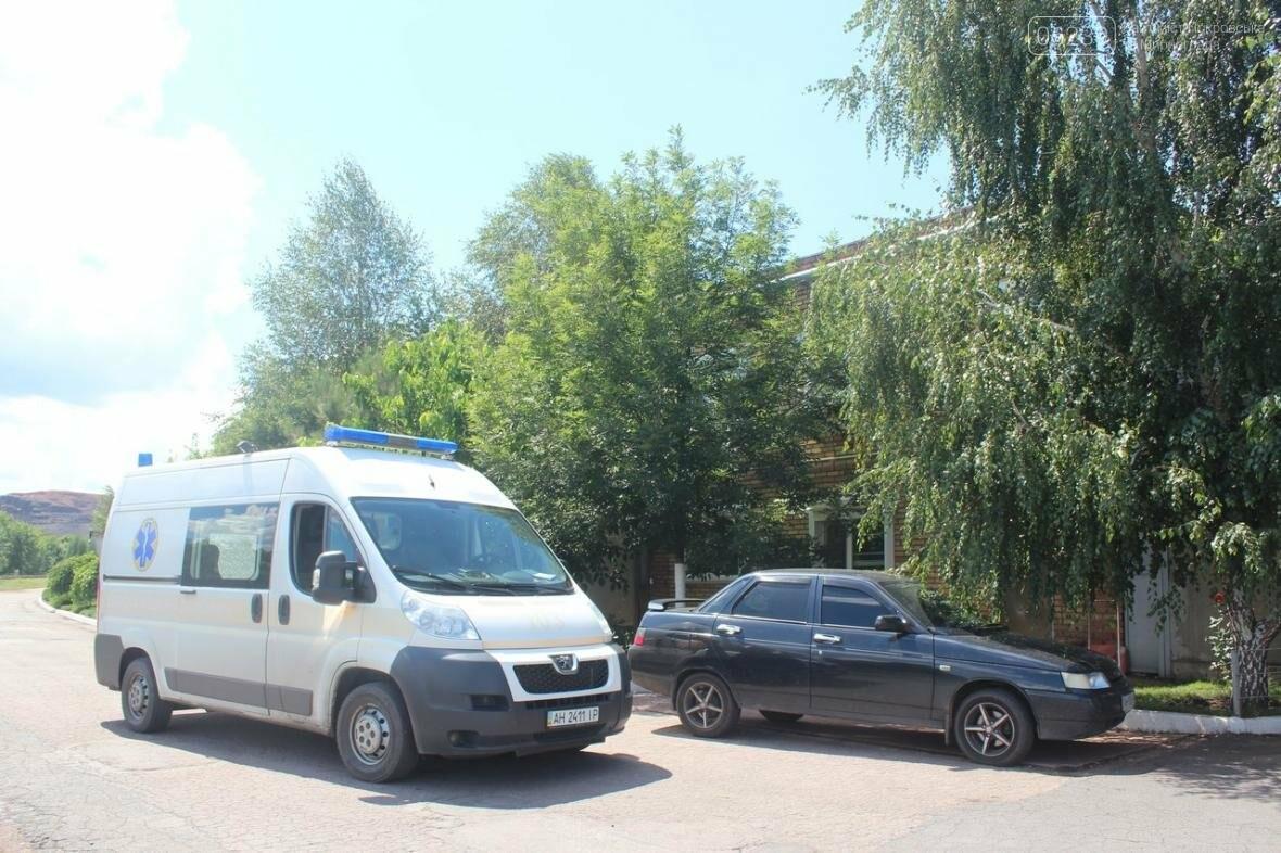 На одном из предприятий Мирнограда сотрудники СБУ проводят обыск, фото-5