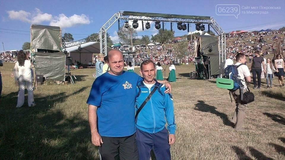 Делегации из Покровска и Мирнограда побывали на празднике Ивана Купала на Житомирщине, фото-6