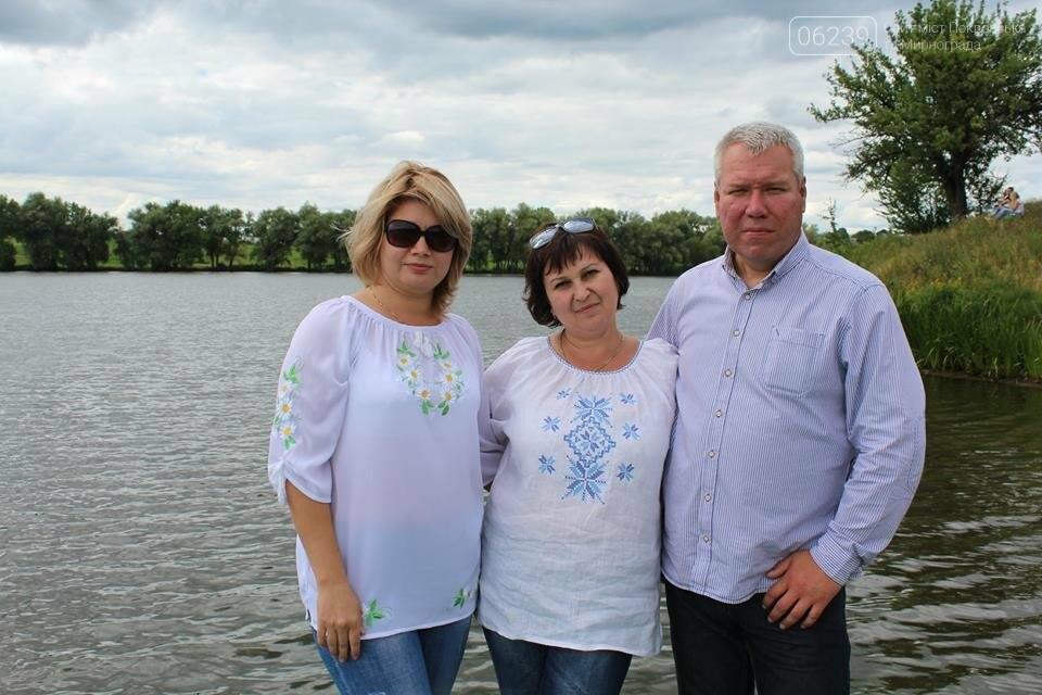 Делегации из Покровска и Мирнограда побывали на празднике Ивана Купала на Житомирщине, фото-5