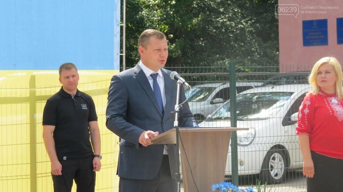 В Покровске торжественно открыли новое таможенное подразделение, фото-3