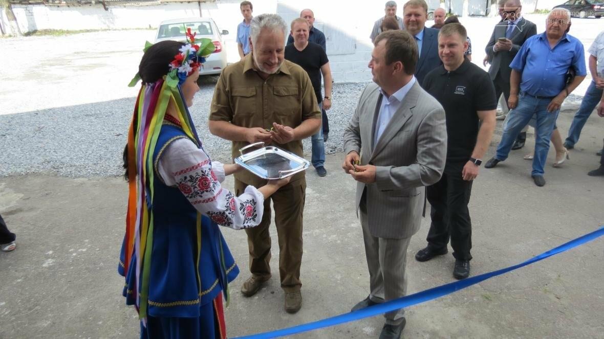 В Покровске торжественно открыли новое таможенное подразделение, фото-1