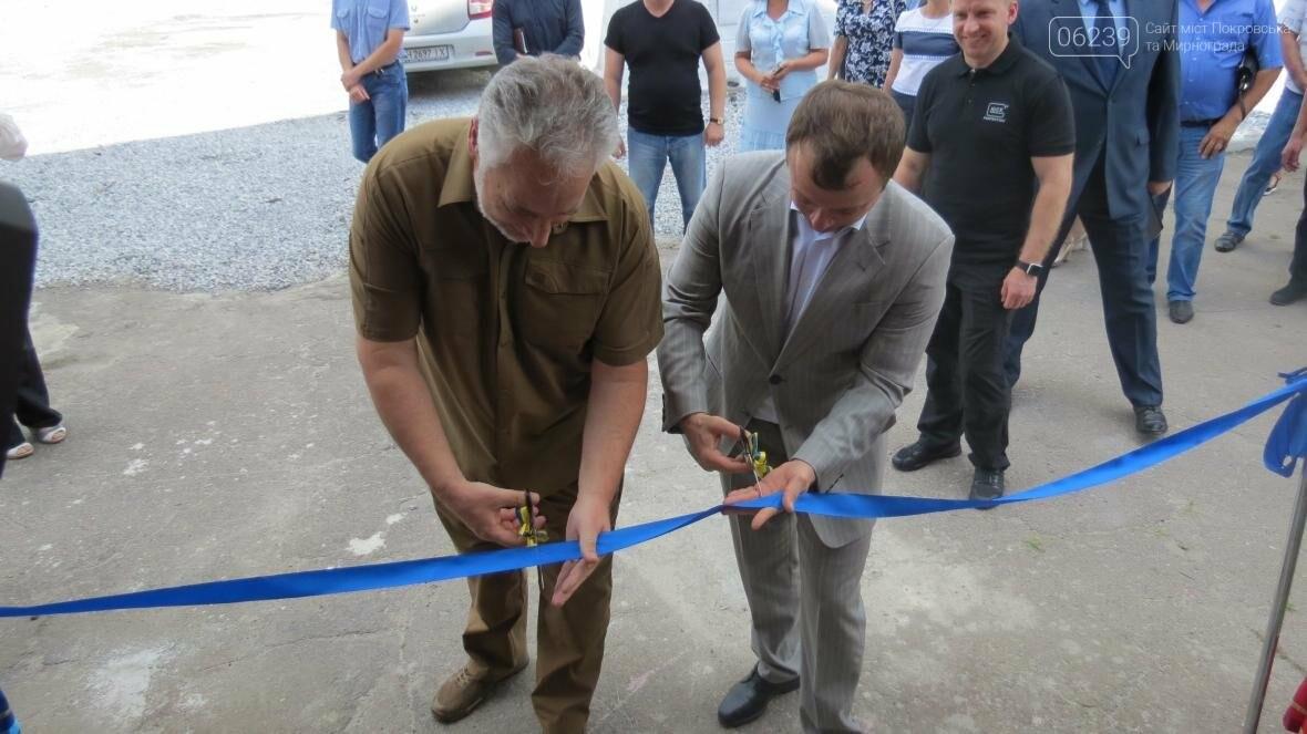 В Покровске торжественно открыли новое таможенное подразделение, фото-2