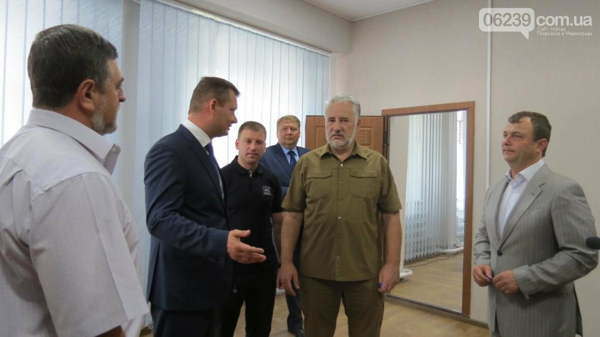 В Покровске торжественно открыли новое таможенное подразделение, фото-7