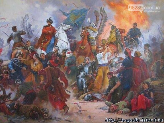 Берестецька битва - боротьба за волю України - Світлана Гавриленко, фото-3