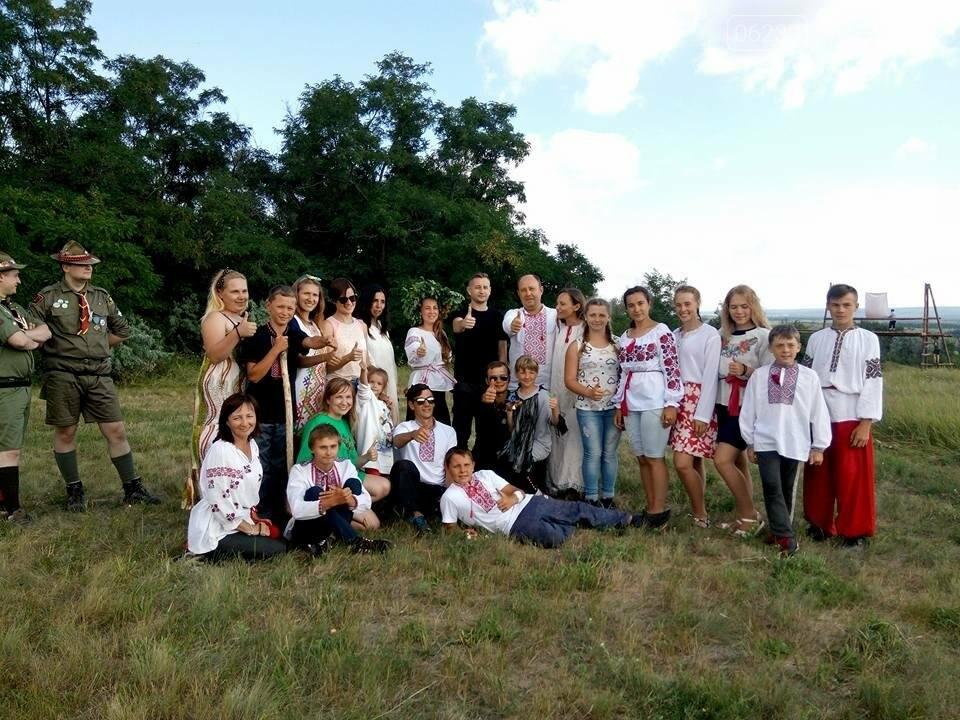Мирноградчане встретились с Сергеем Жаданом, фото-3