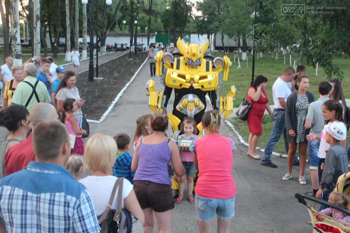 Как в Покровске поздравляли работников металлургической промышленности, фото-4