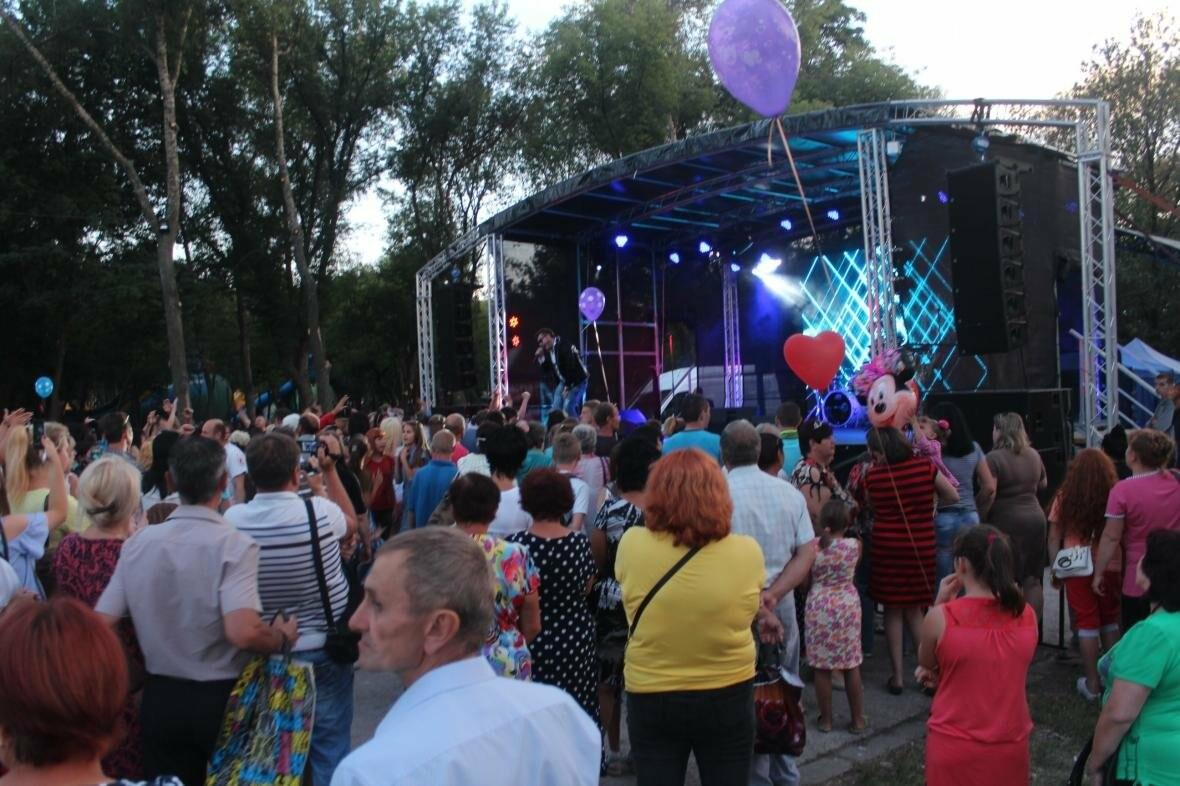 Как в Покровске поздравляли работников металлургической промышленности, фото-2