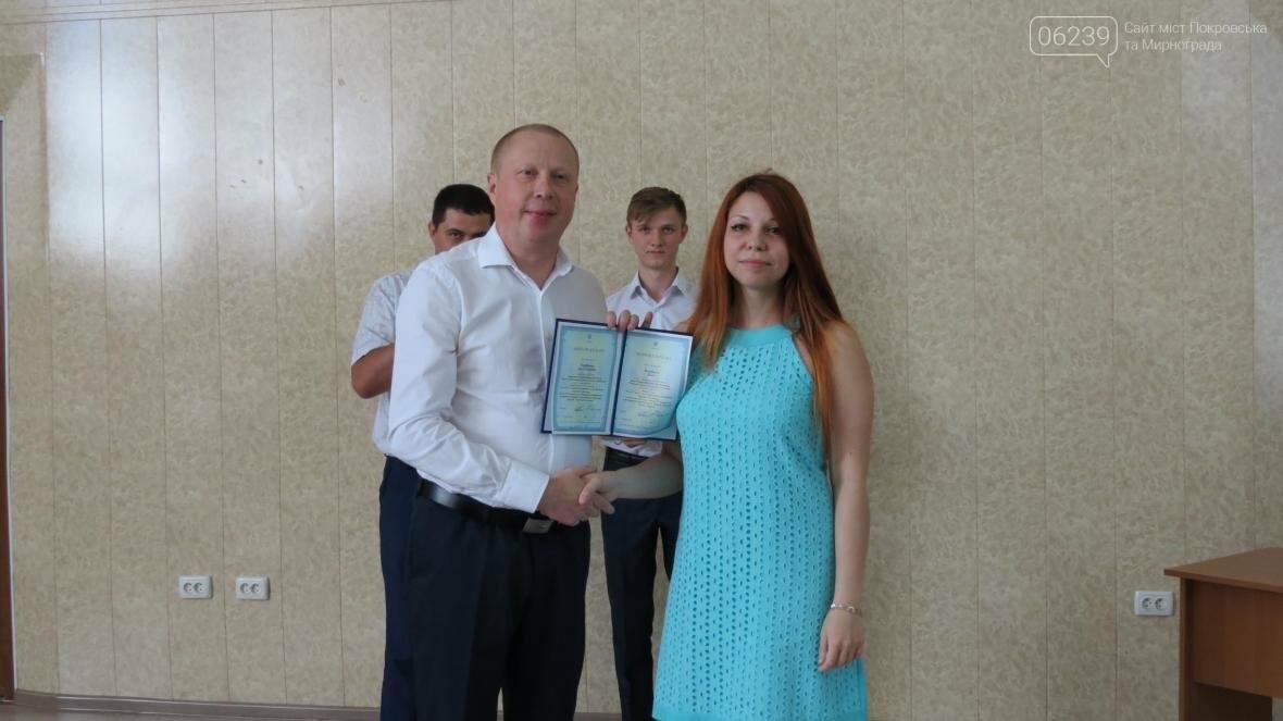 В ДонНТУ, расположенном в Покровске, прошла церемония вручения дипломов магистрам и бакалаврам ВУЗа, фото-18