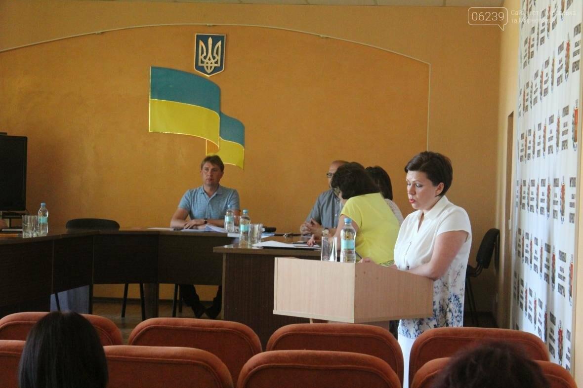 В Мирнограде реконструируют здание музыкальной школы, фото-1