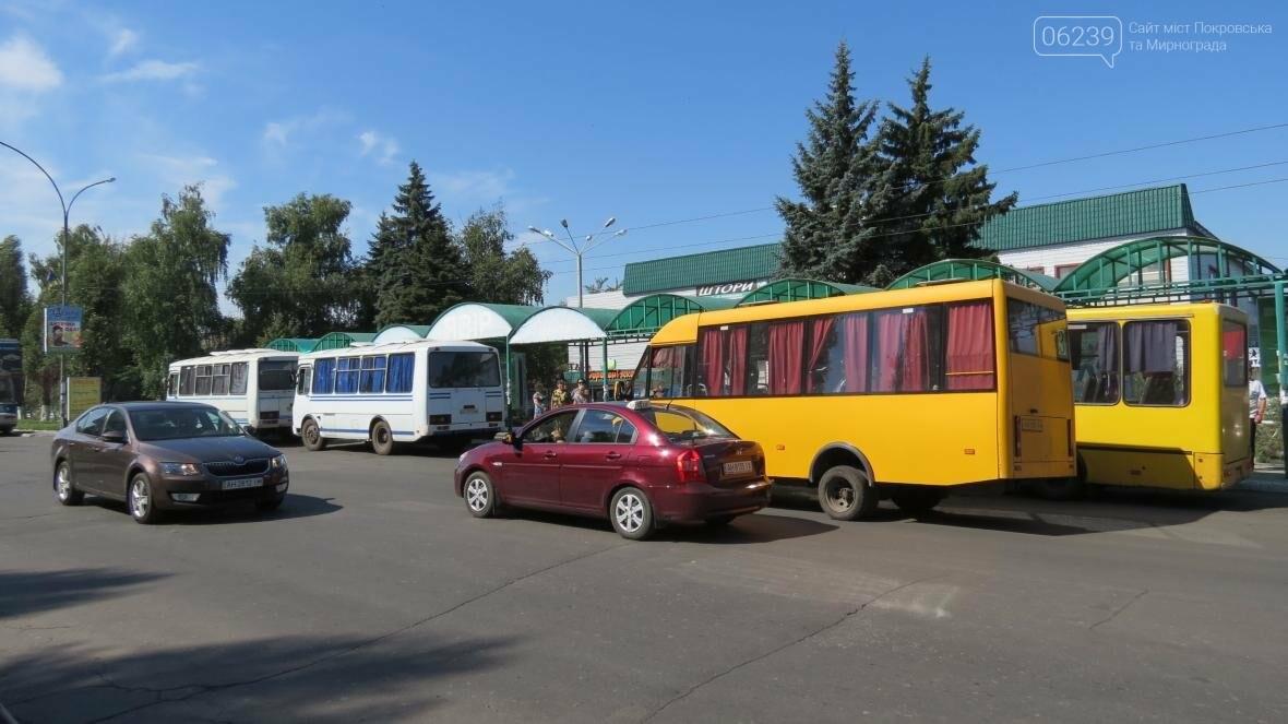 Назван худший автобусный маршрут Покровска, фото-4