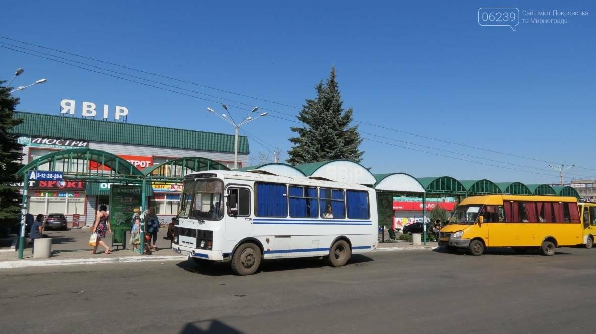 Назван худший автобусный маршрут Покровска, фото-1