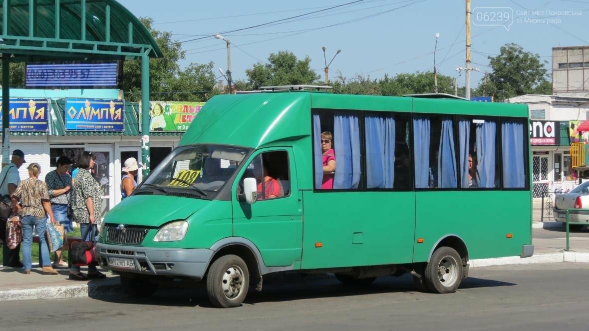Назван худший автобусный маршрут Покровска, фото-6