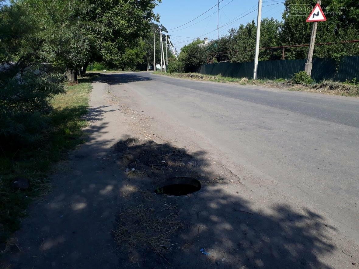 В Мирнограде обнаружилась очередная пропажа, фото-1