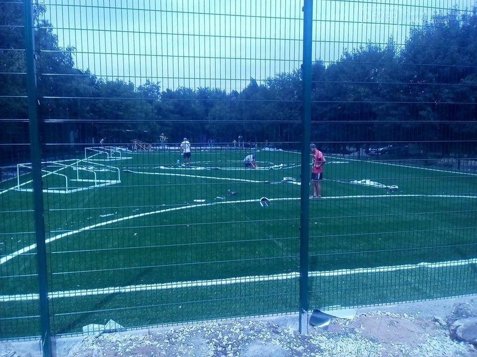 В Мирнограде появится еще одно спортивное поле, фото-2