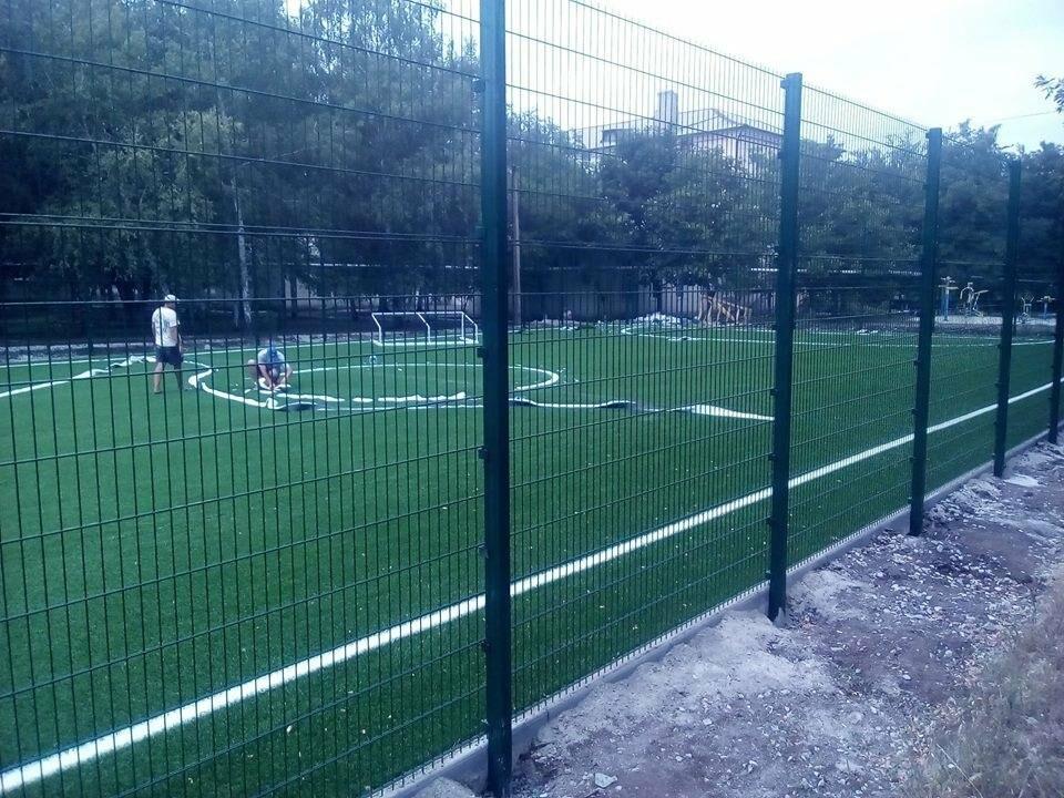 В Мирнограде появится еще одно спортивное поле, фото-1