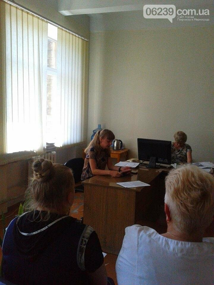 Профилактическая лекция в Мирнограде: гигиена летнего отдыха, фото-1