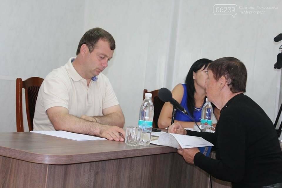 Жители Покровска просят мэра поставить дополнительные дорожные знаки, фото-1