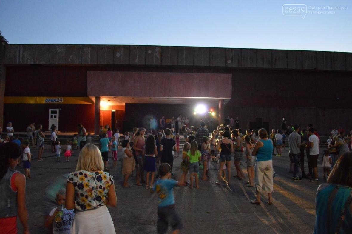 Дискотека в Мирнограде: такого количества жителей на мероприятии не было давно , фото-1