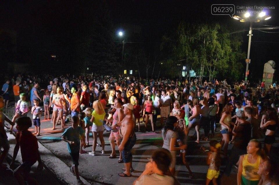 Дискотека в Мирнограде: такого количества жителей на мероприятии не было давно , фото-2
