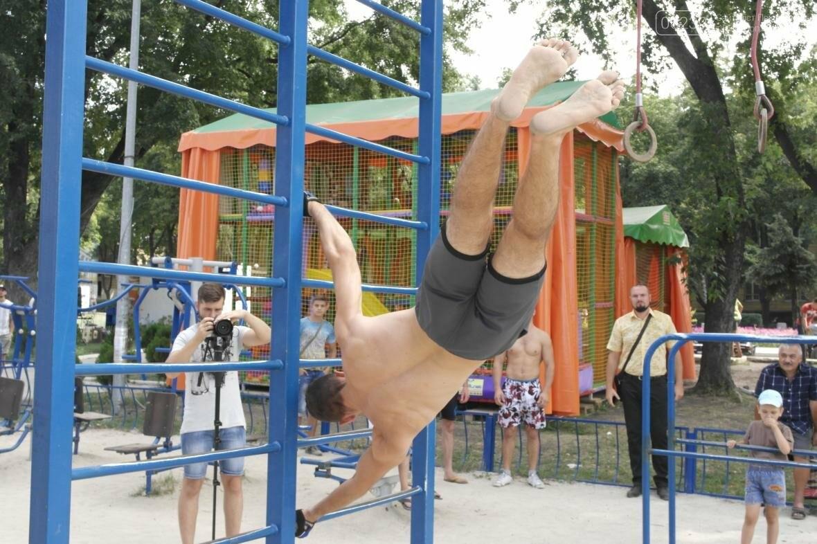 В Покровске прошли соревнования по Street Workout , фото-2