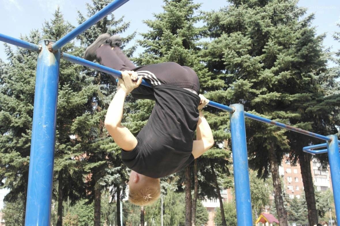 В Покровске прошли соревнования по Street Workout , фото-9