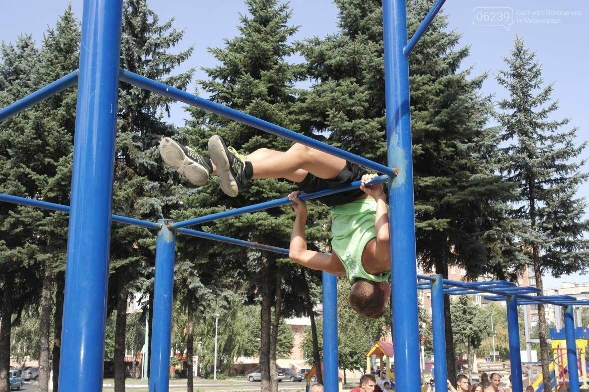 В Покровске прошли соревнования по Street Workout , фото-13