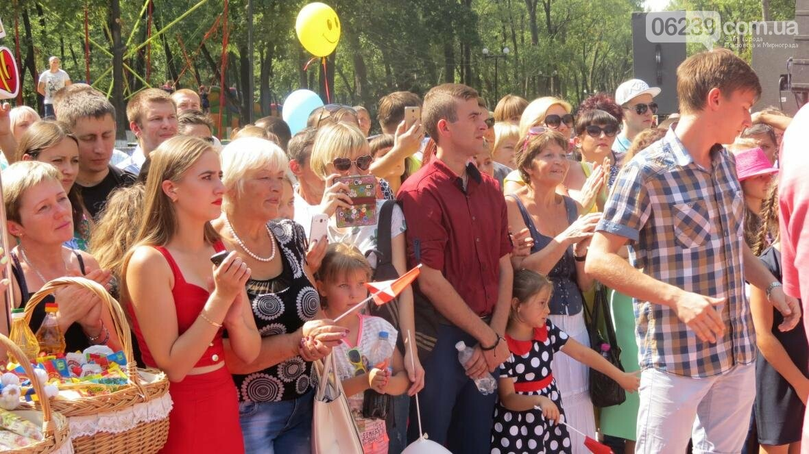 Две передачи отсняла съемочная группа «Караоке на майдане» в Покровске в День шахтера, фото-2