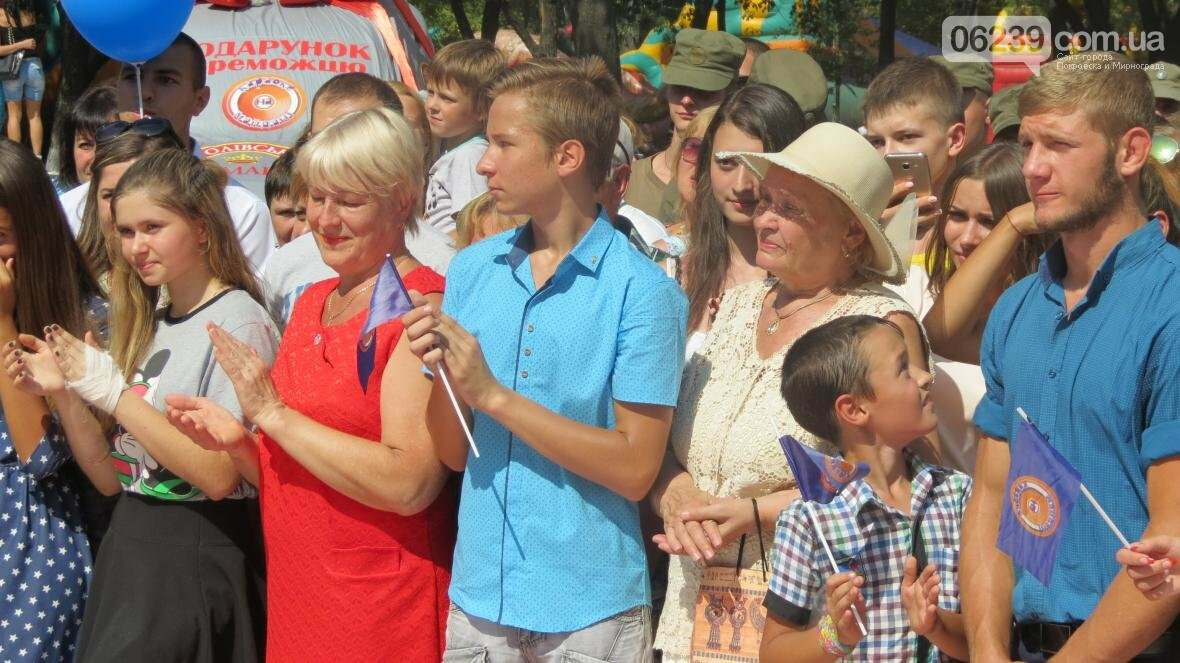 Две передачи отсняла съемочная группа «Караоке на майдане» в Покровске в День шахтера, фото-19