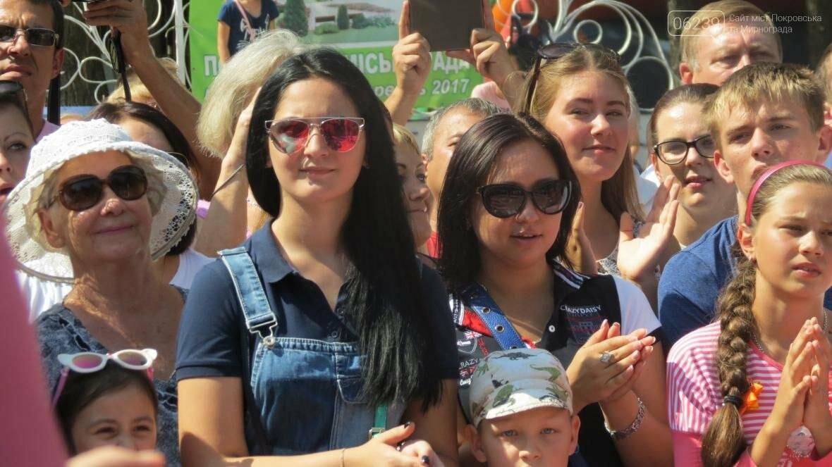 Две передачи отсняла съемочная группа «Караоке на майдане» в Покровске в День шахтера, фото-20