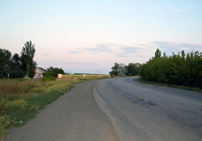 На 42 км трассы Александровка-Покровск-Константинополь - смертельное ДТП, фото-1