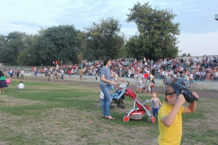 Как Мирноград отметил День города и День Шахтера , фото-3
