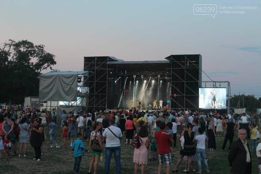 Как Мирноград отметил День города и День Шахтера , фото-7