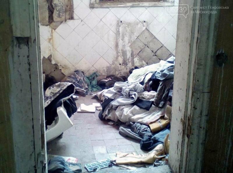 В Покровске полицейские поместили в больницу больного 2-месячного ребенка, которого мать бросила на бабушку, фото-2