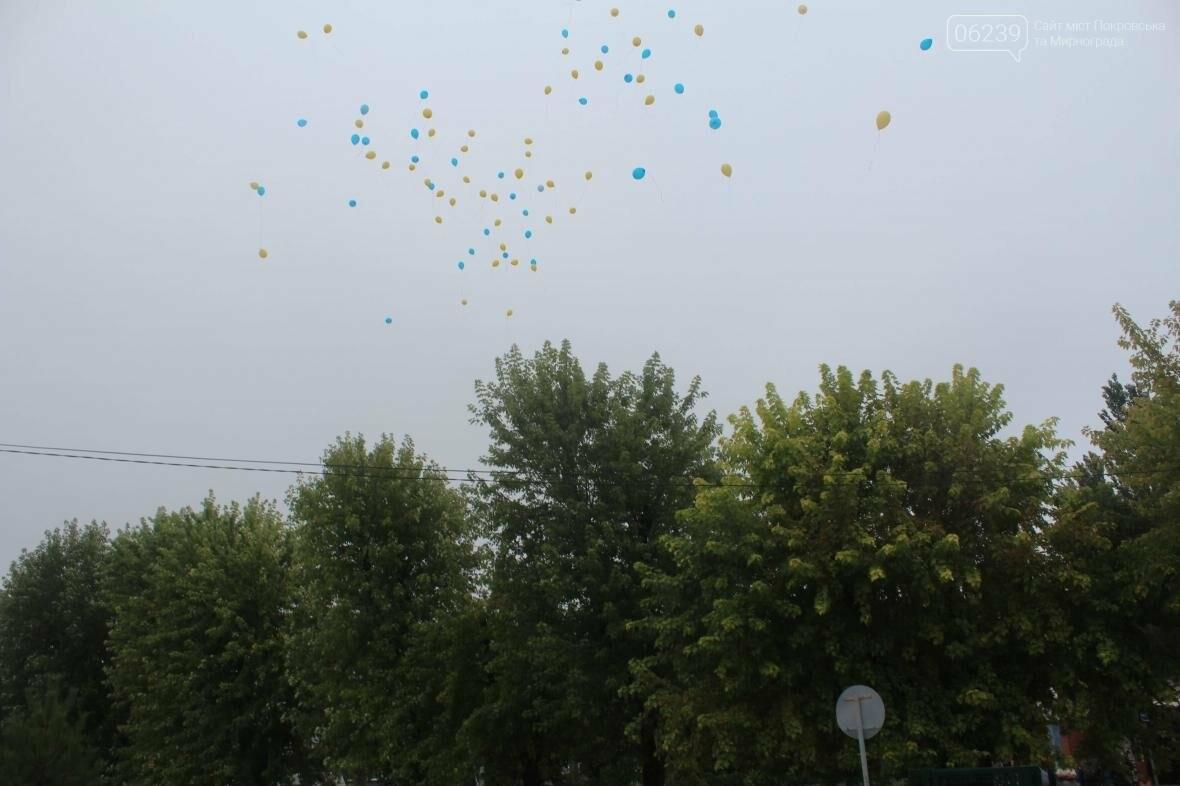 Фото-марафон праздника Первого звонка в Мирнограде (ОБНОВЛЯЕТСЯ), фото-1