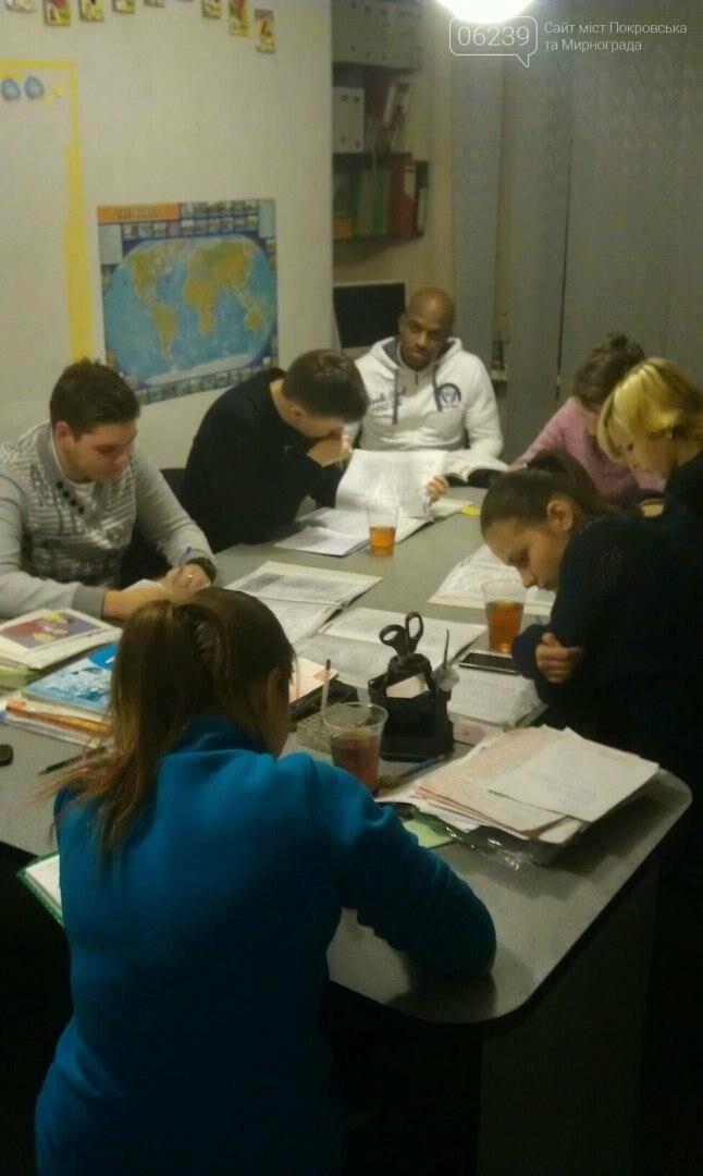 Школа Иностранных Языков «ABC» поздравляет жителей Мирнограда с началом учебного года и приглашает их посетить увлекательные языковые курсы..., фото-1