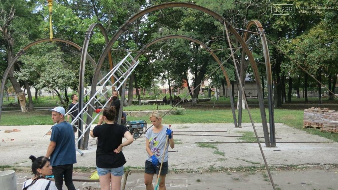Вже завтра відбудеться Залізняк-фест у Покровську:  відкриття простору та фотовиставки Марка Залізняка, фото-3