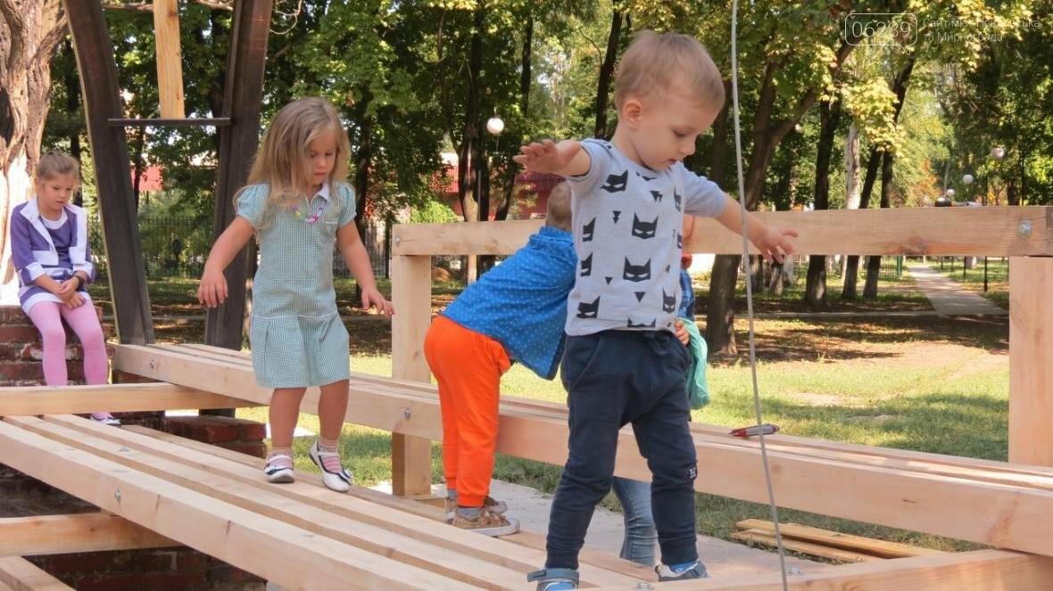 """У Покровську в Соборному сквері відкрили новий публічний простір """"Залізняк"""" , фото-4"""