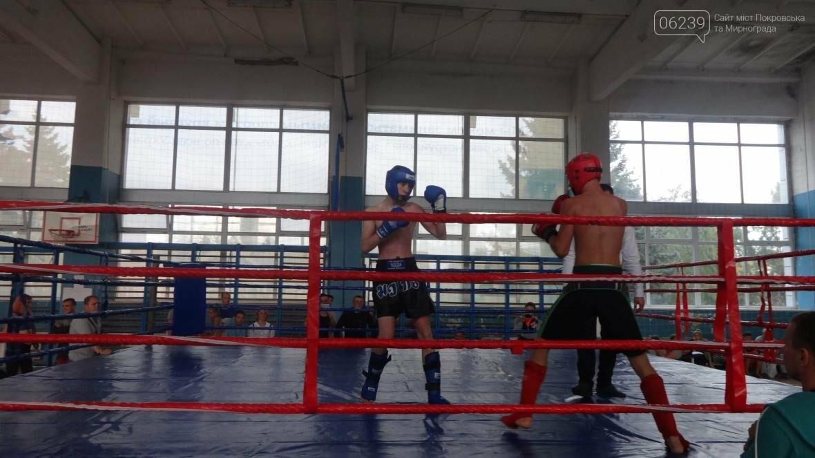 Покровские спортсмены заняли призовое место на Кубке Донецкой области по кикбоксингу WAKO, фото-1