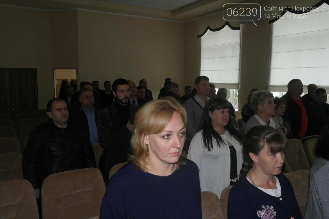 Покровские депутаты перераспределяли бюджетные средства и внесли изменения в ранее принятые решения, фото-2