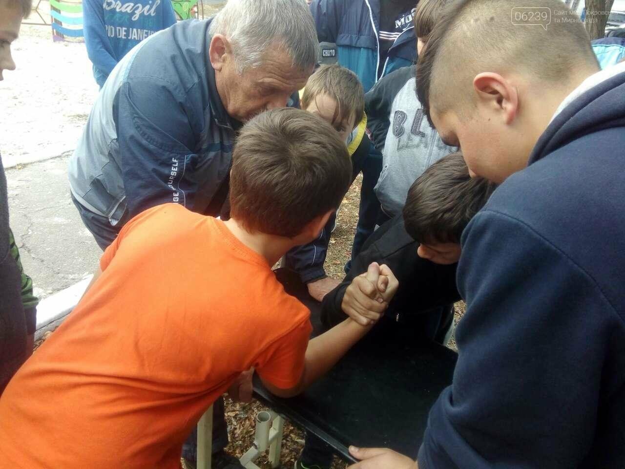 У селищі Шевченко пройшли змагання  з армспорту, гирьового спорту та перетягування канату, фото-2