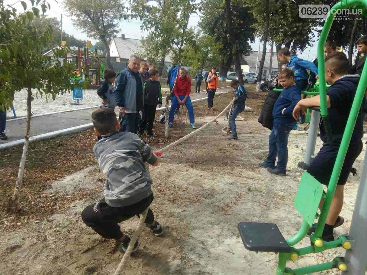 У селищі Шевченко пройшли змагання  з армспорту, гирьового спорту та перетягування канату, фото-5