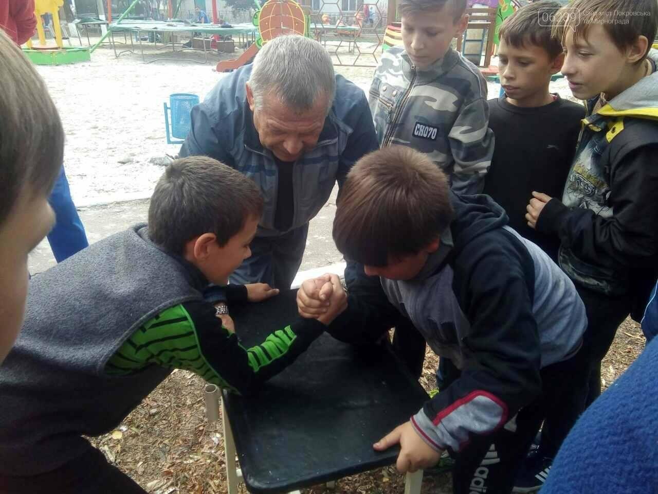 У селищі Шевченко пройшли змагання  з армспорту, гирьового спорту та перетягування канату, фото-1