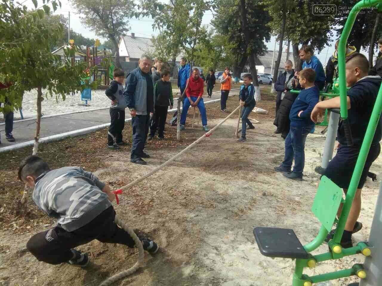У селищі Шевченко пройшли змагання  з армспорту, гирьового спорту та перетягування канату, фото-6