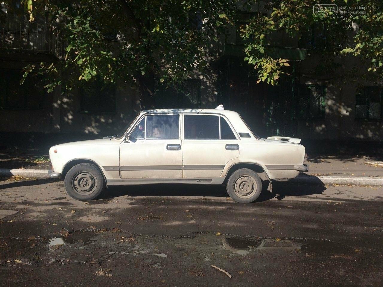В Покровске разыскали водителя, который сбил женщину – им оказался водитель службы такси «Лидер», фото-2