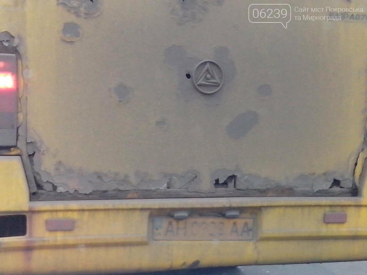 Безопасны ли автобусы на городских маршрутах Покровска? (ФОТО), фото-2