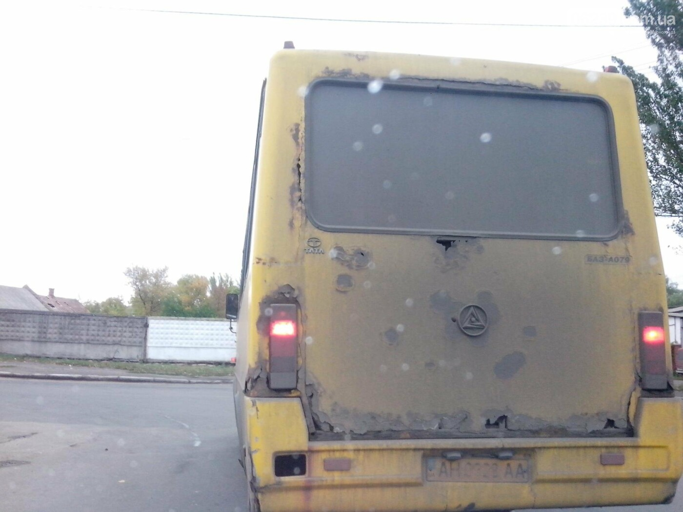 Безопасны ли автобусы на городских маршрутах Покровска? (ФОТО), фото-3
