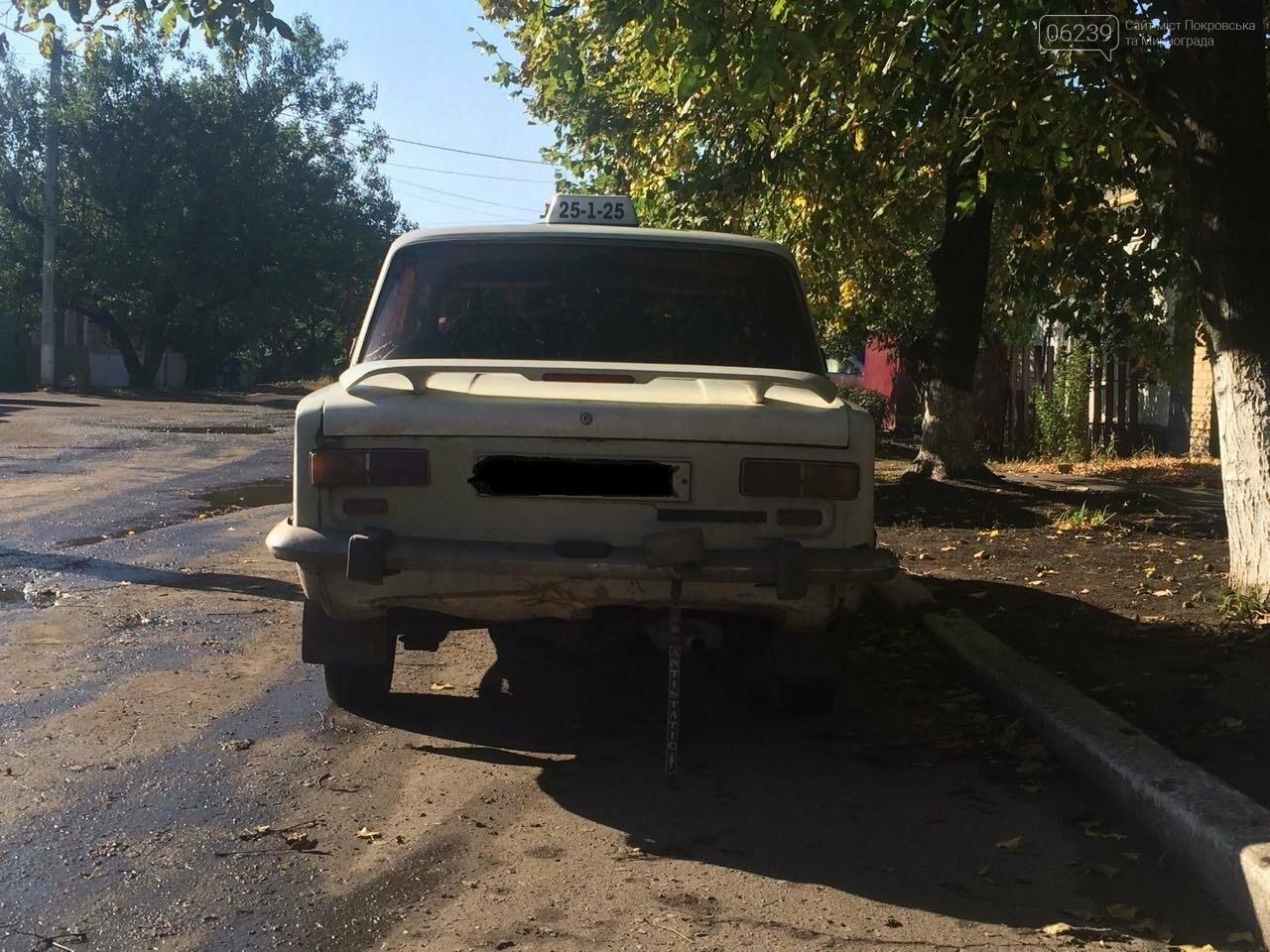 В Покровске разыскали водителя, который сбил женщину – им оказался водитель службы такси «Лидер», фото-3